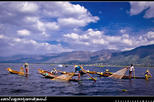 A beautiful day on the Inle Lake!