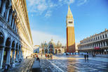 Venice Day Trip from Pula by High Speed Ferry