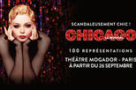 CHICAGO The Musical at Theatre Mogador in Paris