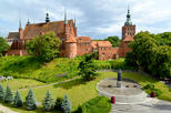 Private Tour to Frombork with Cruise over The Beatiful Vistula Lagoon