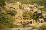 Private Abhaneri Stepwell Day Tour with Bhangarh, The Most Haunted Place