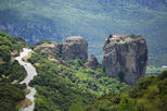 Full-Day Meteora Tour from Athens by Train