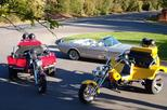 Ultimate Barossa Adventure Day Tour For 2 - Combined Mustang Convertible-Trike
