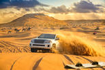 Africa & Mid East - United Arab Emirates: Red Dune Desert Safari with BBQ, Sandboarding and Camel Ride