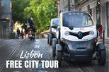 Lisbon Free City Tour - Self Drive in Electric Vehicles with GPS Audio Guide