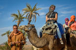 Africa & Mid East - Morocco: Desert and Palm Grove Camel Ride from Marrakech Including Moroccan Tea and Snack