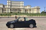 Romantic Bucharest City Tour in a classic convertible