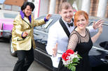 Elvis Wedding at The Little Vegas Chapel including Limousine Transportation