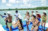 From Punta Cana: Small Catamaran Boat Cruise