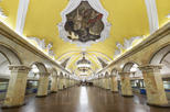 Moscow Bunker and Underground Walking Tour