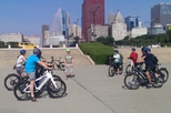 Chicago Electric Bike Ride: Lakefront Trail, Northerly Island and Prairie Avenue