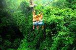 Rainforest Canopy Zipline Adventure from Pattaya