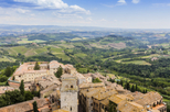 Small Group Pisa Day Trip to Siena, San Gimignano and Monteriggioni Including Wine Tasting
