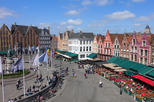 Full Day Sightseeing Day Trip to Bruges From Amsterdam