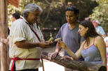 Oconaluftee Indian Village Admission Including Guided Tour