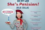Oh my god she's Parisian! The brand new comedy show in English language in Paris