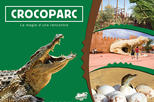 Crocoparc Admission Ticket