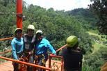 Mammoth Caves Park Tour with Rappeling, Zipline and Trek from San Cristobal