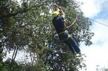 Multi-Adventure at Mammoth Caves Park from Tuxtla Gutierrez: Rappelling, Ziplining and Hiking