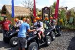 2-Hours Quad Bike in Ubud countryside with private hotel pick-up and drop-off