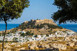Full-Day Small Group Cruise of Rhodes Island