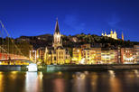 Lyon by Night: Electric Bike Tour with Food Tasting