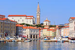 Piran & Scenic Drive Throughout Slovenian Coastline- Small Group Shore Excursion