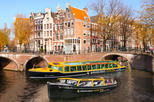 Amsterdam: 1,5 hour Boat Cruise