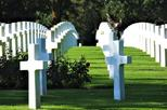 Normandy US Cemetery Walking Tour