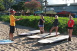 Stand-Up Paddle Board Lesson