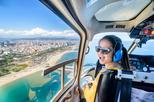 Barcelona 360 Premium Tour by Luxury SUV Helicopter flight Turkish Schooner and Walking Tour