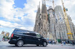 Barcelona Essentials by Luxury Mercedes SUV in Small Group
