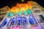 Barcelona Night Tour with Magic Fountain Light Show