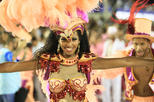 Rio By Night: Dinner and Samba Show