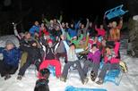 Night sled ride with optional fondue from interlaken in interlaken 239329
