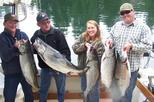 Sport Fishing Adventure on the Rugged West Coast of Vancouver Island
