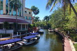 Fort Lauderdale Tour with Boat Ride and Light Lunch Included - from Miami
