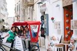 Shopping in Lecce by Rickshaw