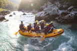 HALF DAY RAFTING ON SOCA RIVER