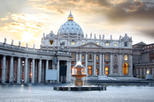 Skip the Line: Vatican Museum, Sistine Chapel and St. Peter's Basilica Tour