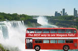 Double Decker Bus Tour of Niagara Falls, NY