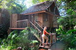 3-Day Cottage Treehouse Escape from Chiang Mai