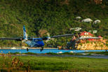Shared Airplane Charter: St Maarten and St Barts