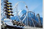 Fuji-Q Highland Full-Day Pass with Fujikyuko Line Train ticket