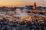 Casablanca To Marrakech Private Day Trip With Camel Ride for 2 pax