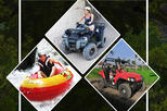 Quad or Buggy Tour with Canyon Tubing Adventure in Bali