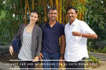 Private Car Hire with Driver-Guide for 02 Days Round Tour