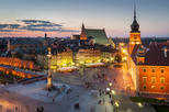 Evening Old Town & Royal Route walking tour