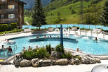 Bains de Lavey Spa Entry with Private Transfer from Geneva