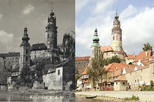 Cesky Krumlov 'Than and Now' Private Walking Tour